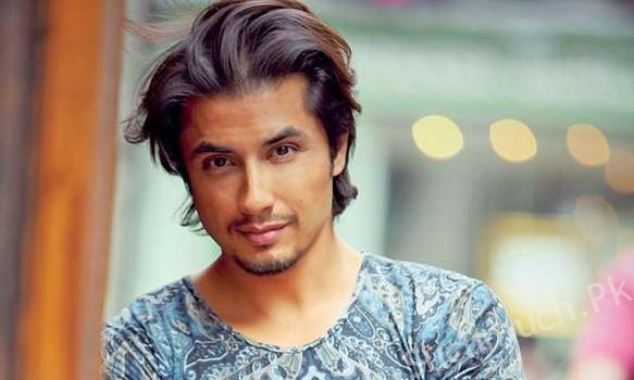 Ali Zafar In The Cage Of FBR 2