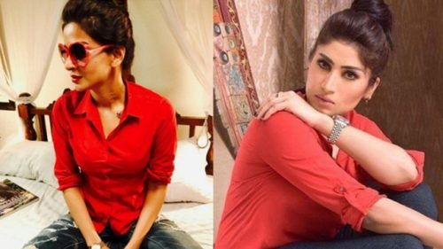 Saba Qamar To Be Playing Qandeel Balouch In Biopic 3