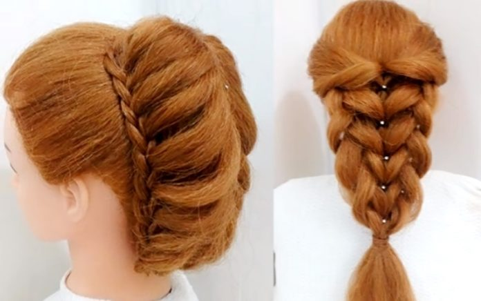 Party Hairstyles | Braids Hairstyles