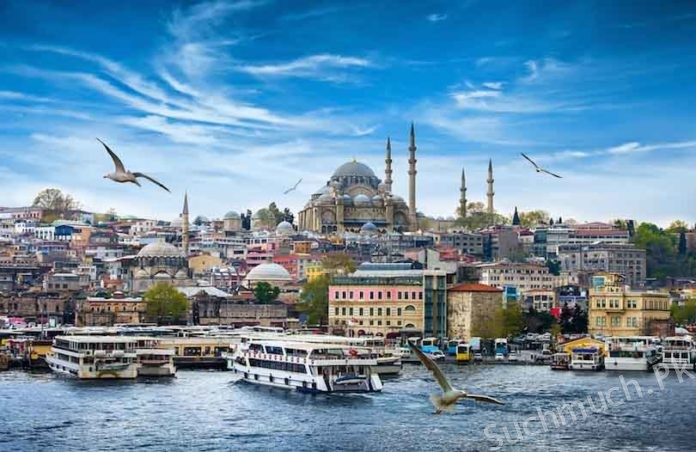 Turkey Is the Best Location