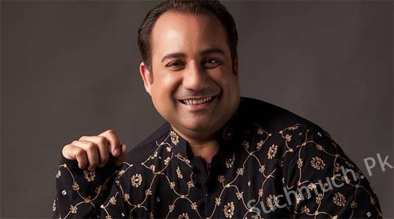 The Pakistani Famous Singer Rahet Fateh Ali Khan Take a Great PostHumous On Google 2